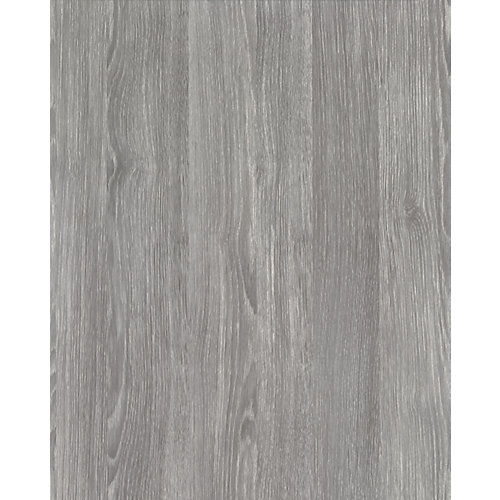 346-0587 Home Decor Self Adhesive Film 17-inch x 78-inch Oak Sheffield Pearl Grey - (2-Pack)