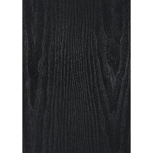 346-8007 Home Decor Self Adhesive Film 26-inch x 78-inch Blackwood