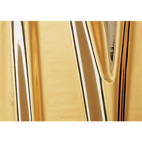 347-0004 Home Decor Self Adhesive Film 17-inch x 59-inch Glossy Gold
