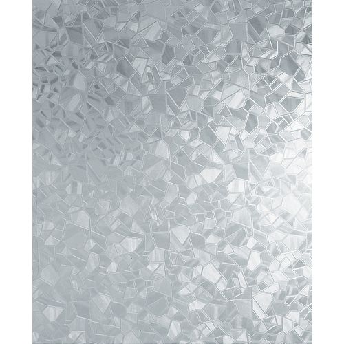 338-8019 Home Decor Static Cling Window Film 26-inch x 59-inch Splinter