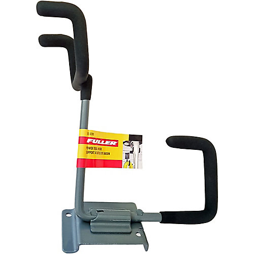 Power Tool Hook with Electrical Cord Hanger