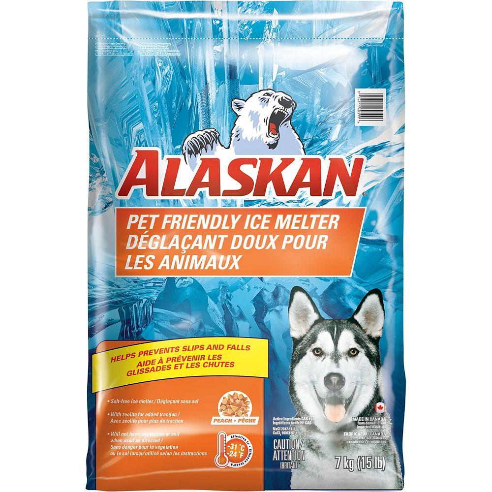 Alaskan 7 Kg Pet Friendly Ice Melter Bag The Home Depot Canada