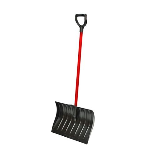 ERA Group Infinity 19-inch Snow Scoop in Red