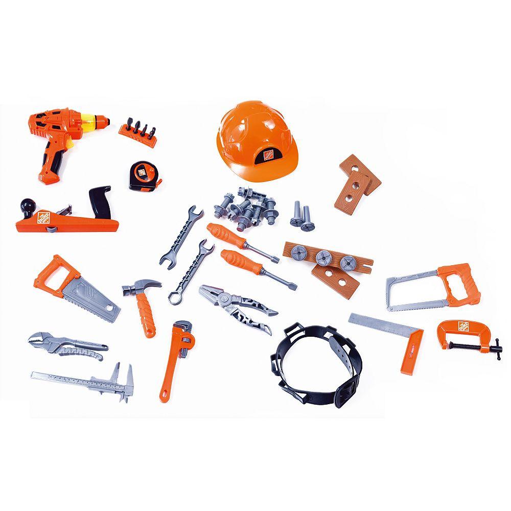 Deluxe Toy Tool Set (12-Piece)