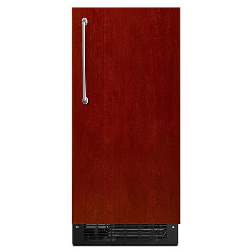 15-inch W 25 lb. Automatic Ice Maker in Panel Ready