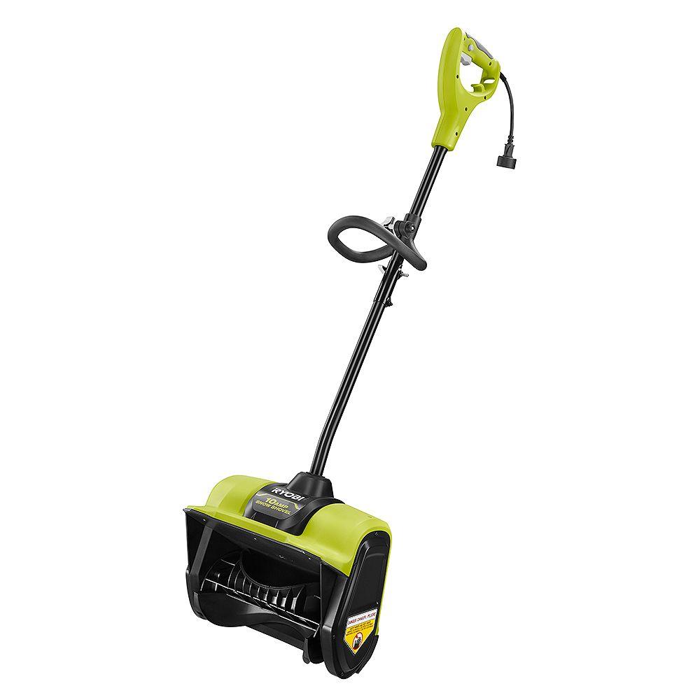 RYOBI 10 Amp 12-inch Electric Snow Shovel