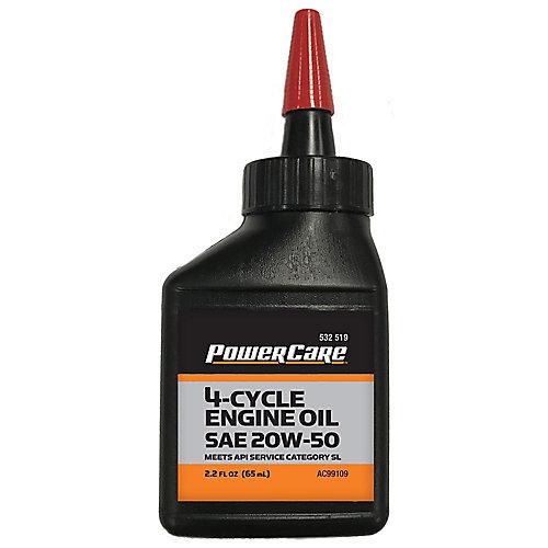 16 oz. d'huile à 2 temps