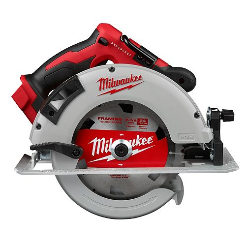 M18 18V Lithium-Ion Brushless Cordless 7-1/4 inch Circular Saw (Tool-Only)