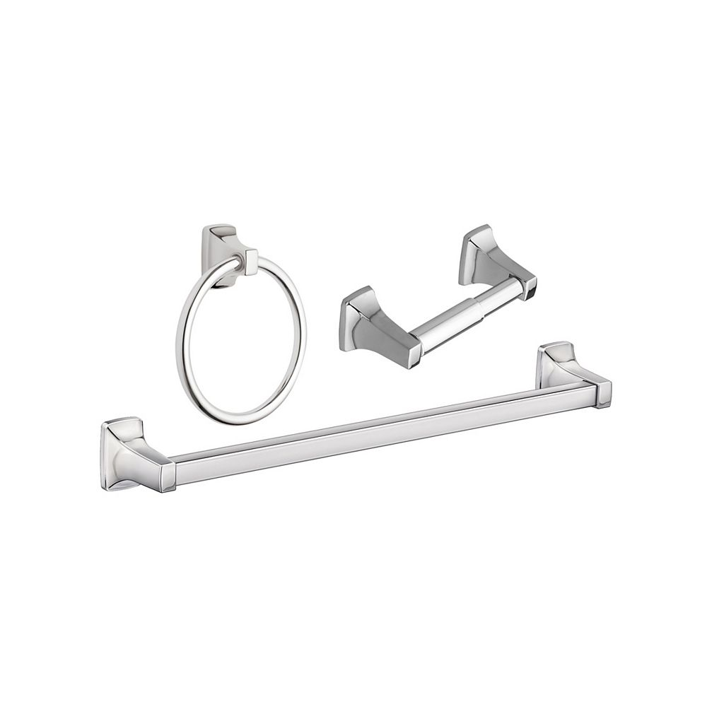 Moen Adler Bath Hardware Kit in Chrome YB0193CH