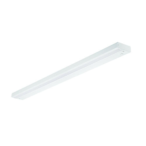 36-inch LED Direct Wire Under Cabinet Light in White