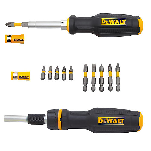 MAXFIT Screwdriver Set (15-Piece)