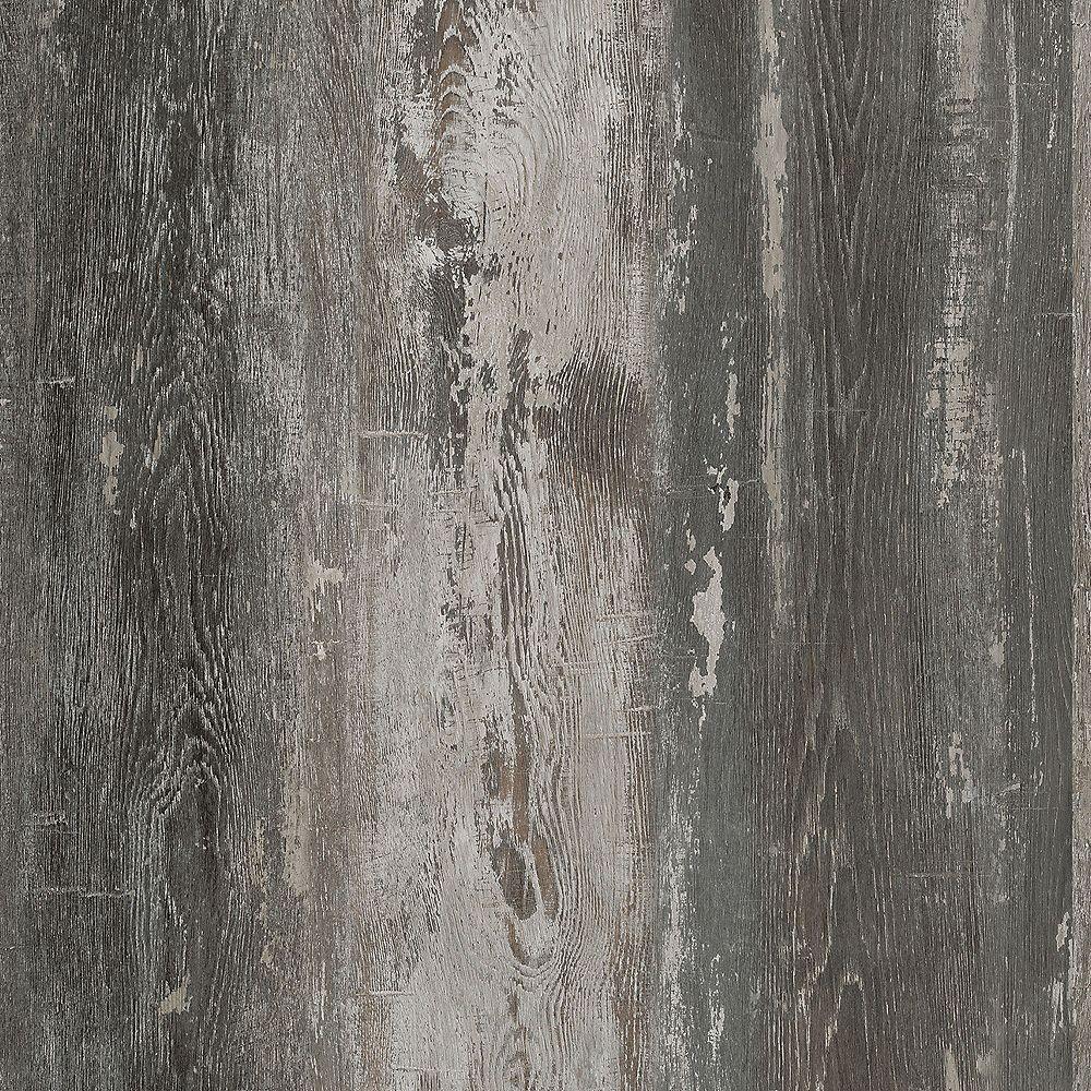 TrafficMASTER Lone Tree 6-inch x 36-inch Luxury Vinyl Plank Flooring (24 sq. ft. / case)