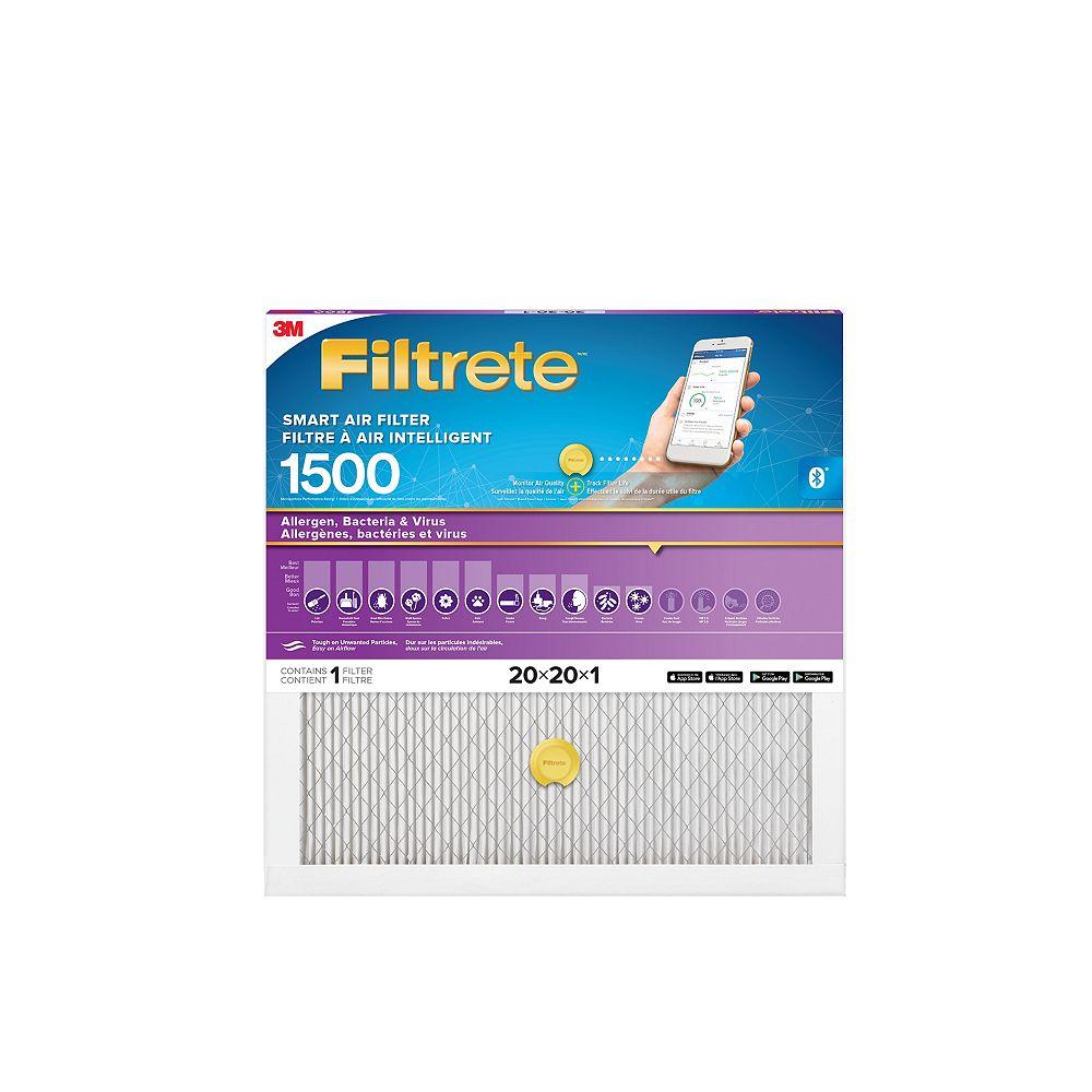 Filtrete Filters Ultra Smart Filter 20x20x1