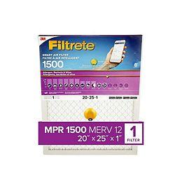 Ultra Smart Filter 20x25x1