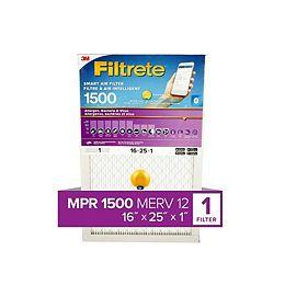 16-inch x 25-inch x 1-inch Ultra Smart Air Filter