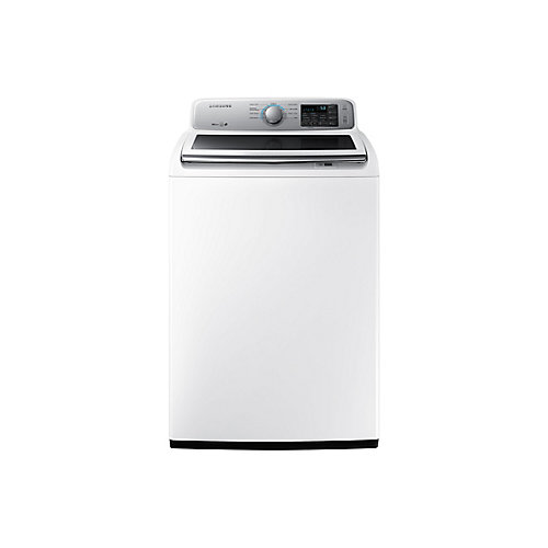 5.2 cu. ft. High-Efficiency Top Load Washer in White - ENERGY STAR®