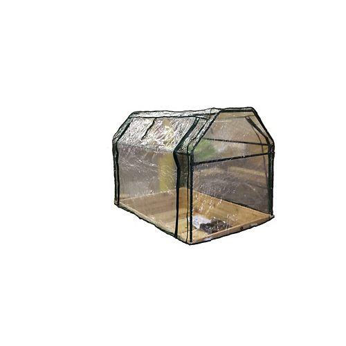 Enceinte pour carré potager sur pieds 2 pi x 3 pi (ENCEINTE SEULEMENT)