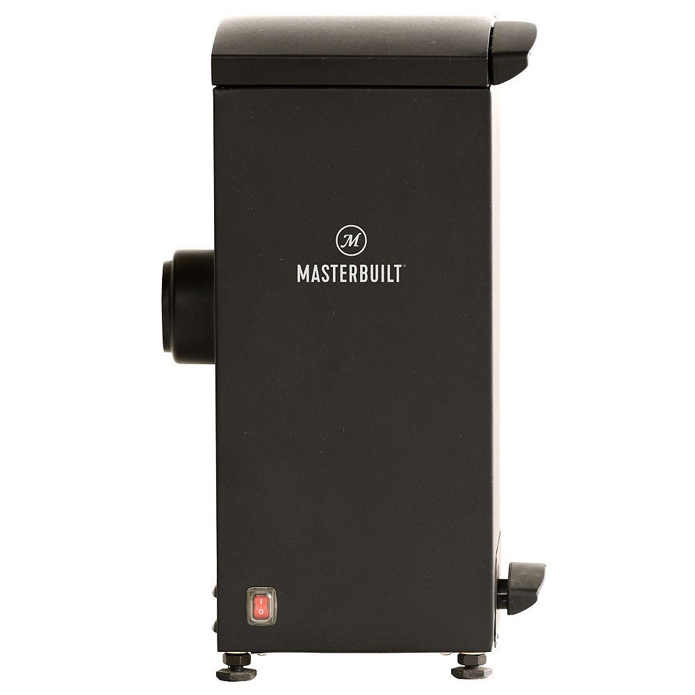 Masterbuilt Slow Smoker Accessory Attachment in Black