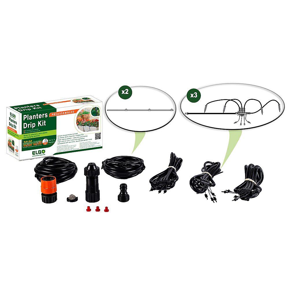 Genesis 12 ft. Dripper Watering Kit