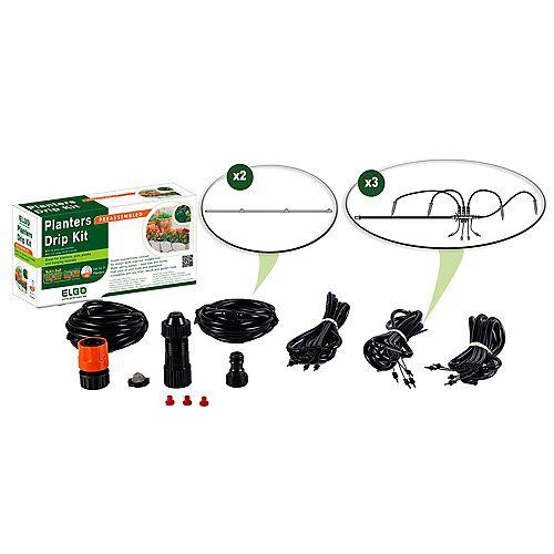 12 ft. Dripper Watering Kit