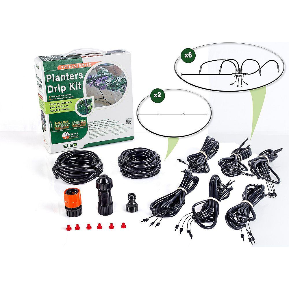 Genesis 24 ft. Dripper Watering Kit