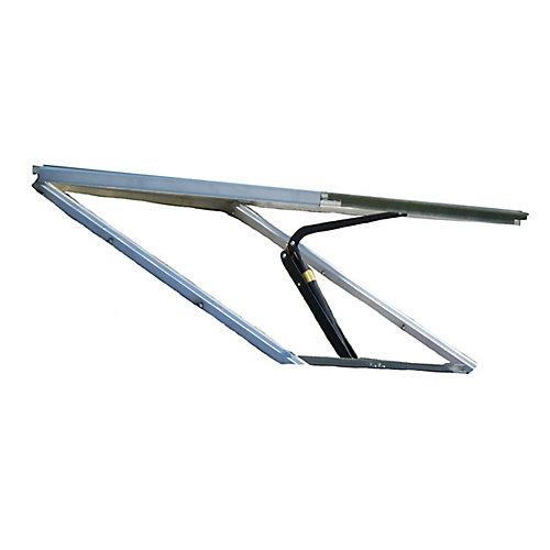 Automatic Roof Vent Kit - Aluminum