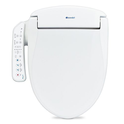 Swash SE400 Bidet Toilet Seat-Elongated, White