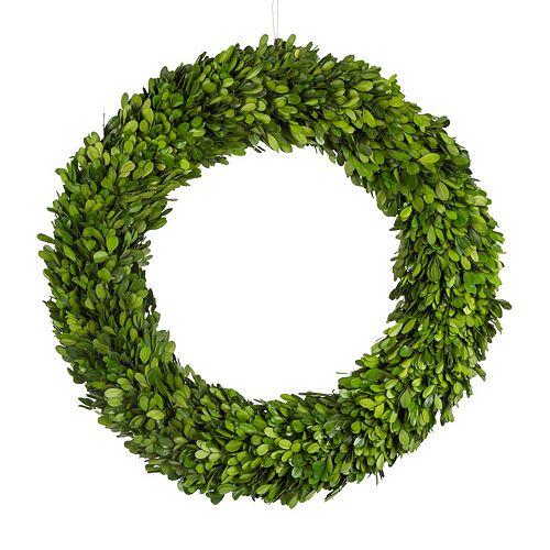 22 inch Boxwood Wreath