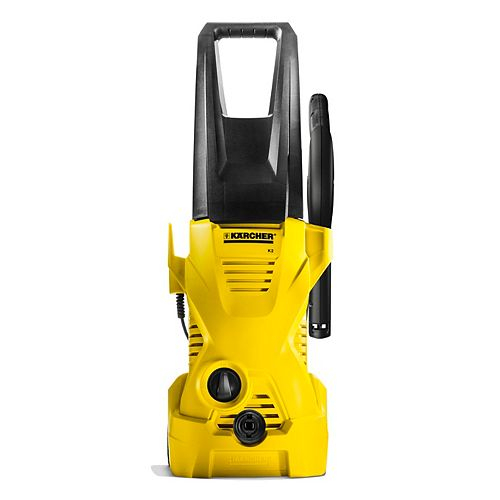 K2 Plus 1600 PSI 4.7 LPM Electric Pressure Washer