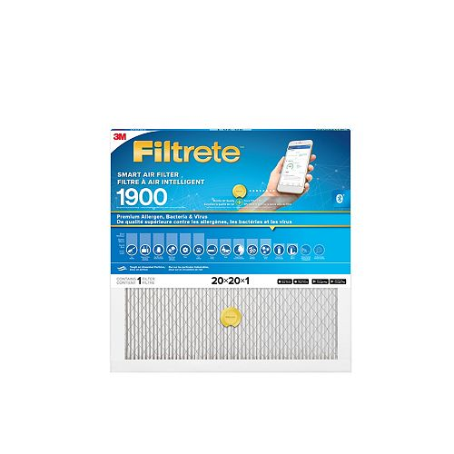 Filtrete Filters intelligent Max Filtrete(MC) 20x20x1
