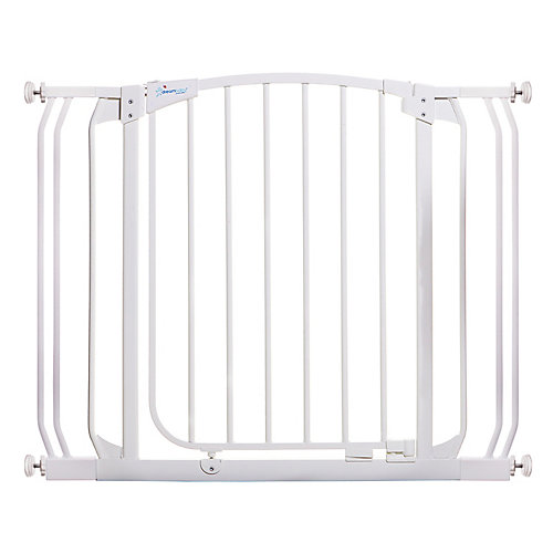 The Chelsea Auto-Close Security Gate - White