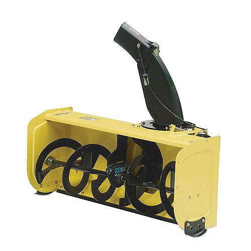 Outil pour souffleuse à neige à double effet pour tracteurs Series 100, 44 po