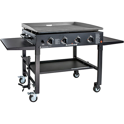 36-inch Griddle Cooking Station