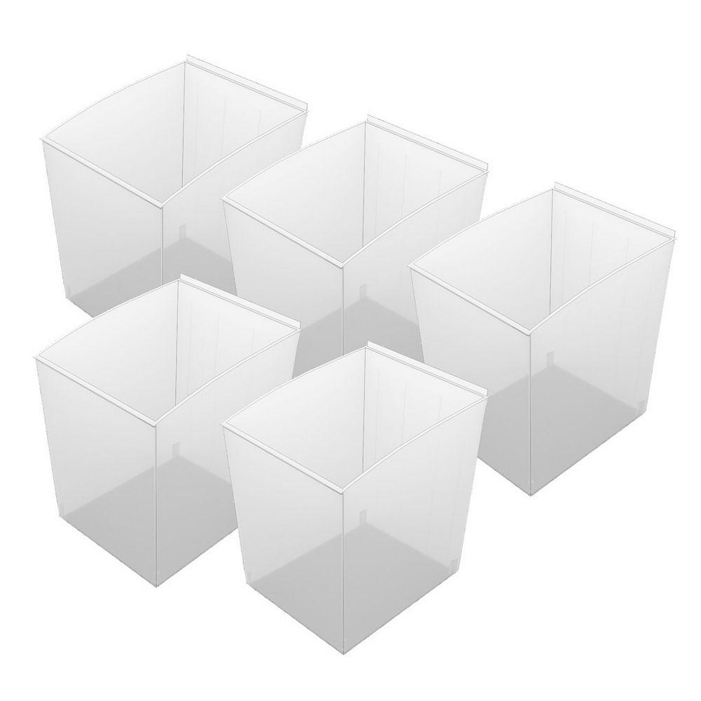 Proslat Wall Storage Solutions - Probin Deep - (5-Pack)