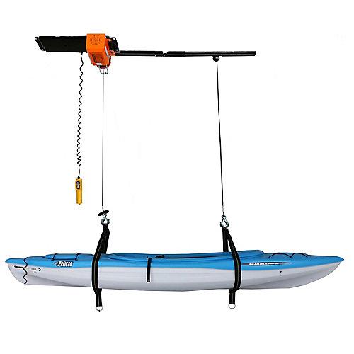 Ensemble d'élévateur Garage Gator pour canoë ou kayak (125 lb)