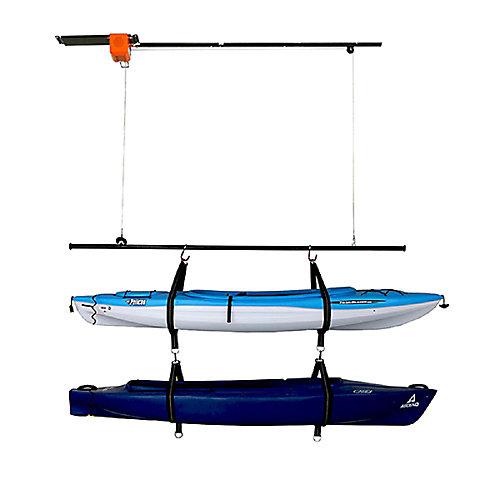 Garage Gator Dual Canoe & Kayak 220 lb Hoist Kit