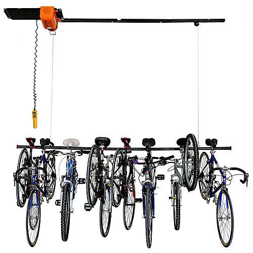 Garage Gator Eight Bicycle 220 lb Hoist Kit