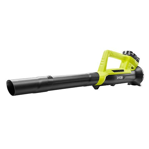 18V ONE+ 90 MPH 200 CFM Li-Ion Cordless Leaf Blower with 2.0 Ah Battery