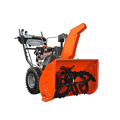 Deluxe 30-inch EFI 2-Stage 120V Electric Start Gas Powered Snowblower with 306cc AX Engine