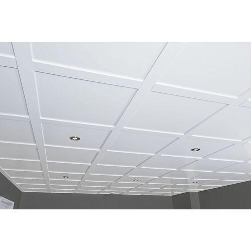 Ensemble de Plafond suspendu Embassy _  (80 pieds carrés)