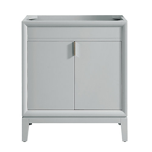 Emma 30 inch Vanity Only in Dove Gray
