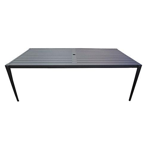 Pierce Table rectangulaire salle à dîner