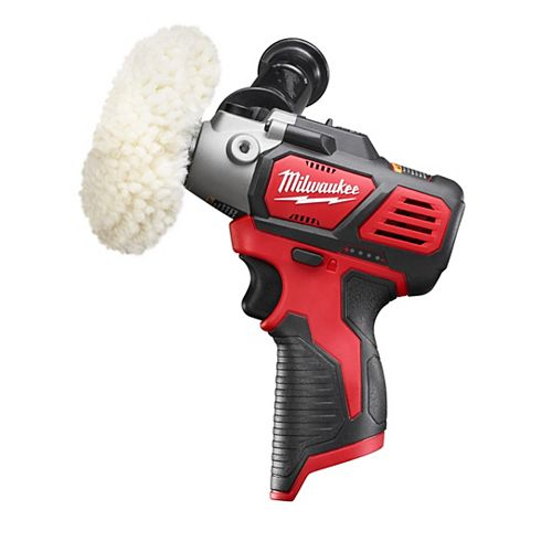 Milwaukee Tool M12 12V Li-Ion Cordless Variable Speed Polisher/Sander (Tool Only)