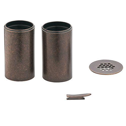 MOEN Kits d'extension en bronze frotté à l'huile