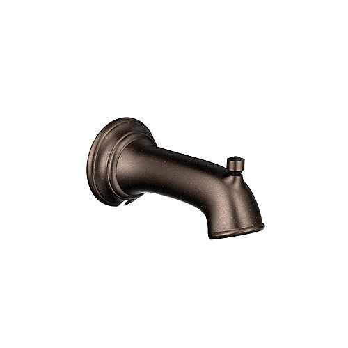 Dartmoor Diverter Tub Spout in Oil Rubbed Bronze