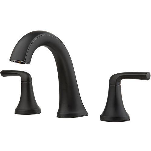 Ladera Widespread Faucet in Black
