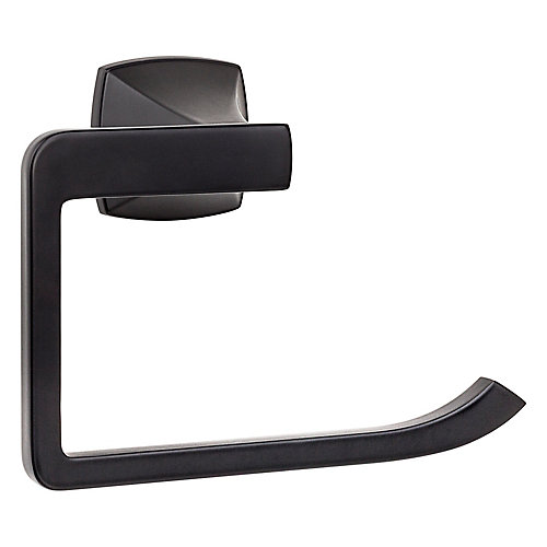 Venturi Towel Ring in Black