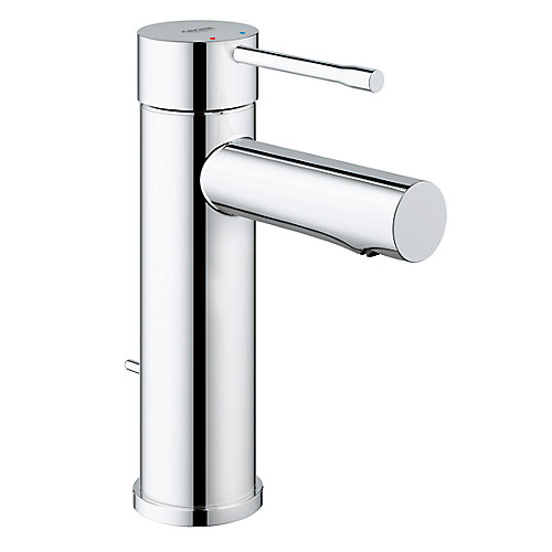 Essence Single Hole Single-Handle 1.2 GPM Low-Arc Bathroom Faucet in StarLight Chrome