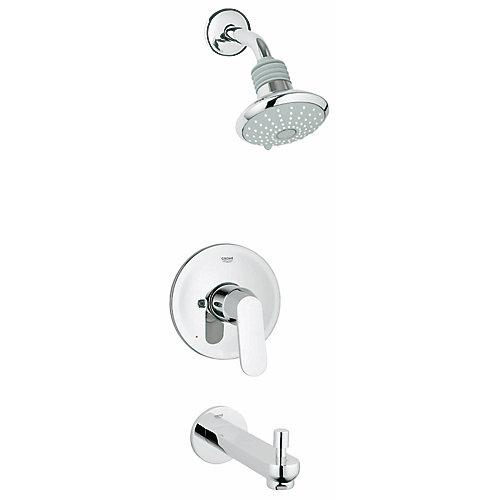 Ensemble de garniture de robinet de douche à pression équilibrée (robinet vendu séparément)
