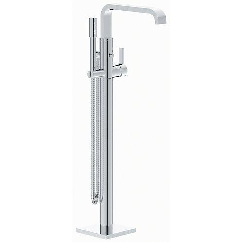 Allure Single-Handle Floor Mounted Bathtub Faucet